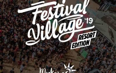 Festival Village y Grupo EME